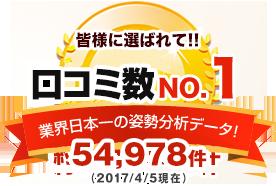 口コミ数no.1